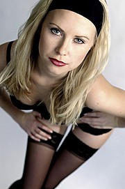 Martina Novotna model (modelka). Photoshoot of model Martina Novotna demonstrating Face Modeling.Face Modeling Photo #92002