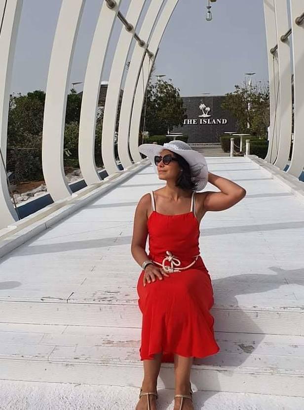 Marwa Omar model. Photoshoot of model Marwa Omar demonstrating Fashion Modeling.Fashion Modeling Photo #229918