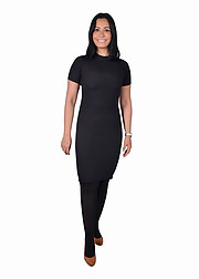 Marwa Omar model. Photoshoot of model Marwa Omar demonstrating Fashion Modeling.Fashion Modeling Photo #229925