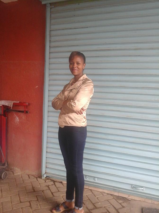 Mary Macharia Hair Stylist