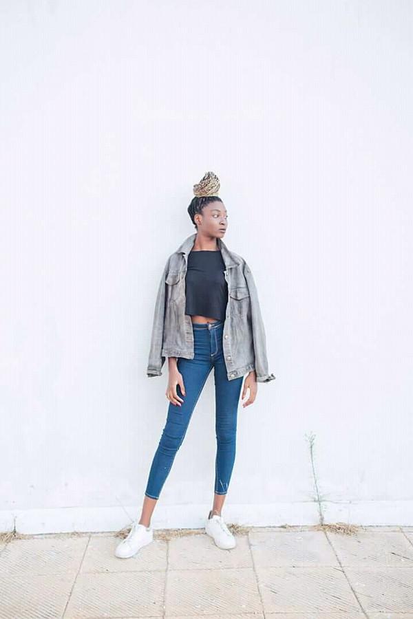 Mary Olagbegi model (μοντέλο). Photoshoot of model Mary Olagbegi demonstrating Fashion Modeling.Fashion Modeling Photo #201118