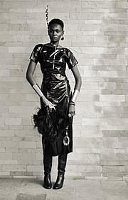 Maryanne Ndung'u model. Modeling work by model Maryanne Ndungu. Photo #173995