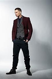 Matt Chambers model. Photoshoot of model Matt Chambers demonstrating Fashion Modeling.Fashion Modeling Photo #168158