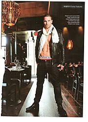 Matt Chambers model. Photoshoot of model Matt Chambers demonstrating Fashion Modeling.Fashion Modeling Photo #168159