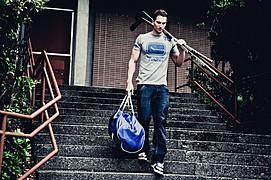 Matt Chambers model. Photoshoot of model Matt Chambers demonstrating Body Modeling.Body Modeling Photo #168153