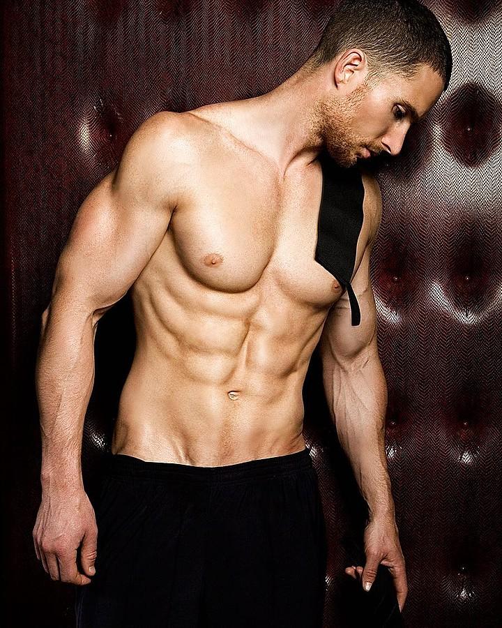 Matt Chambers model. Matt Chambers demonstrating Body Modeling, in a photoshoot by Harry Leonard.photographer: Harry LeonardBody Modeling Photo #184966