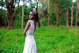 Maureen Nduta model. Photoshoot of model Maureen Nduta demonstrating Fashion Modeling.Design - Kienge by Naomi KiengePhotography - Favier Photography by Lucy MainaMake-up - Barbara MakangaModel - Maureen NdutaFashion Modeling Photo #136352