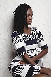 Maureen Nduta model. Photoshoot of model Maureen Nduta demonstrating Fashion Modeling.Photography : Victor PeaceWardrobe : dress_bila_stressIllustration,Kimono DressFashion Modeling Photo #166060
