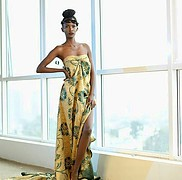 Maureen Nduta model. Photoshoot of model Maureen Nduta demonstrating Fashion Modeling.Fashion Modeling Photo #205027