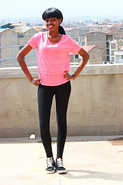 Maureen Wanjiku model. Photoshoot of model Maureen Wanjiku demonstrating Fashion Modeling.Fashion Modeling Photo #190330