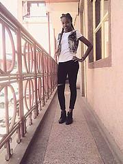 Maureen Wanjiku model. Modeling work by model Maureen Wanjiku. Photo #190331