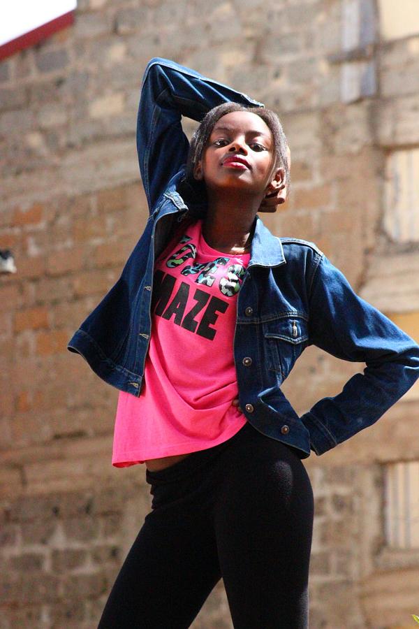 Maureen Wanjiku Model