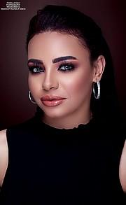 Maya Nasr model. Modeling work by model Maya Nasr. Photo #223510