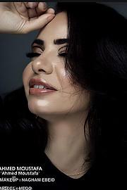 Maya Nasr model. Modeling work by model Maya Nasr. Photo #223531