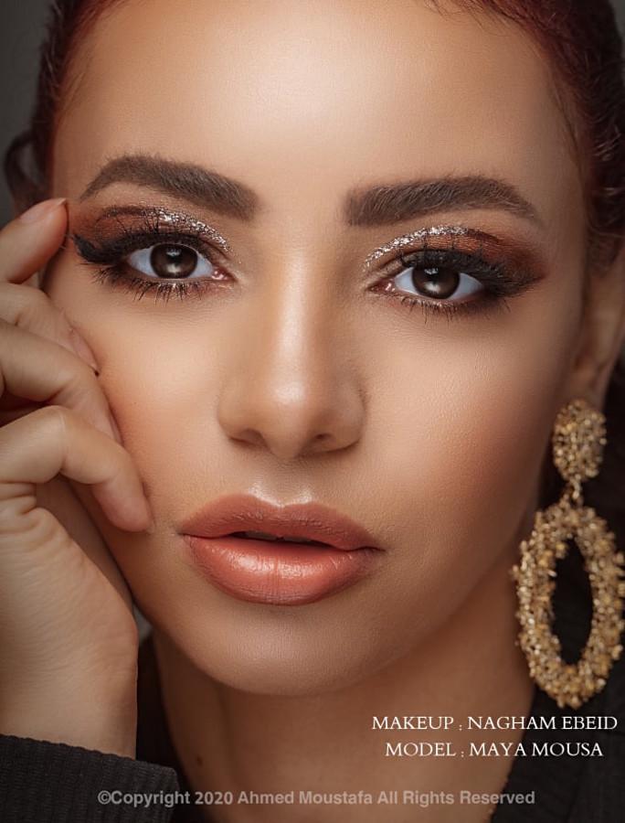 Maya Nasr Model