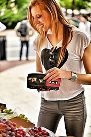 Maya Szymkiewicz model. Photoshoot of model Maya Szymkiewicz demonstrating Commercial Modeling.Commercial Modeling Photo #102731
