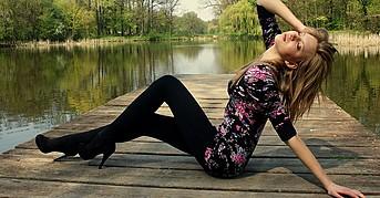 Maya Szymkiewicz model. Photoshoot of model Maya Szymkiewicz demonstrating Fashion Modeling.Fashion Modeling Photo #167934