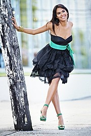 Maydelise Columna model. Photoshoot of model Maydelise Columna demonstrating Fashion Modeling.Fashion Modeling Photo #91872