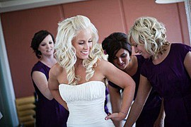 Megan Mikita hair stylist. Work by hair stylist Megan Mikita demonstrating Bridal Hair Styling.Bridal Hair Styling Photo #64522