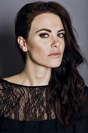 Melania Dalla Costa actress & model. Photoshoot of model Melania Dalla Costa demonstrating Face Modeling.Maria La TorreFace Modeling Photo #206453