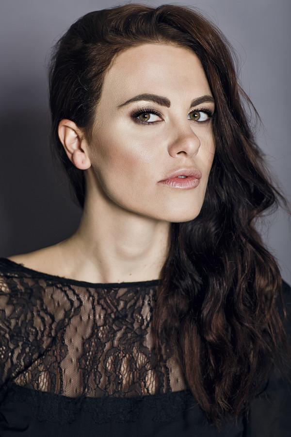 Melania Dalla Costa actress & model. Photoshoot of model Melania Dalla Costa demonstrating Face Modeling.Melania Dalla CostaFace Modeling Photo #207259