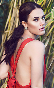 Melania Dalla Costa actress & model. Photoshoot of model Melania Dalla Costa demonstrating Face Modeling.Melania Dalla CostaFace Modeling Photo #207276