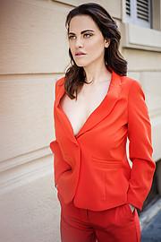 Melania Dalla Costa actress & model. Photoshoot of model Melania Dalla Costa demonstrating Fashion Modeling.Melania Dalla Costa by Roberta KrasnigFashion Modeling Photo #214065