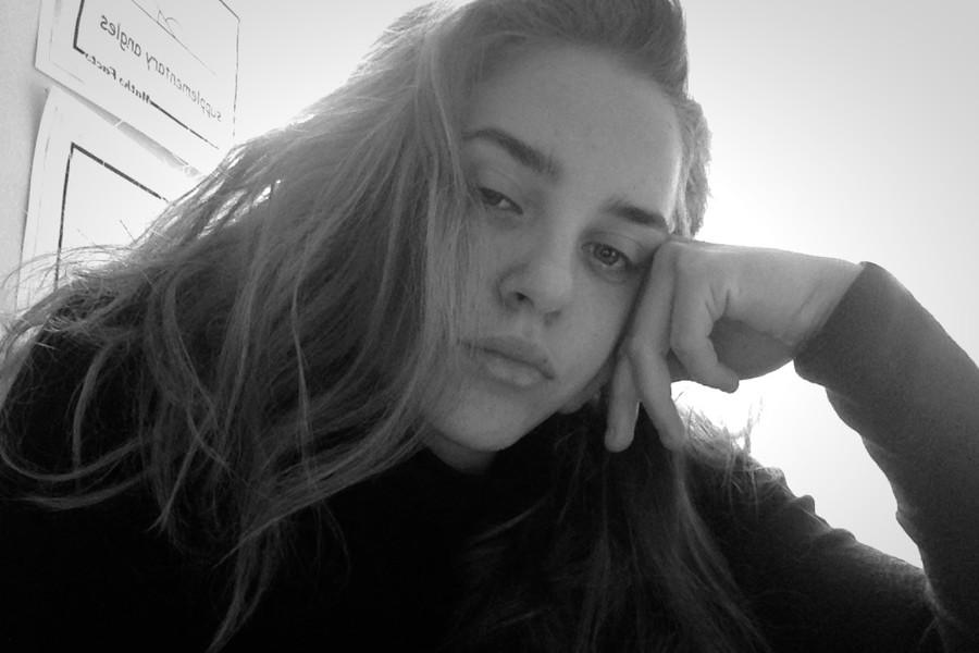Melia Papadopoulou Model