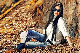 Melika Zamani model. Photoshoot of model Melika Zamani demonstrating Fashion Modeling.Fashion Modeling Photo #127873