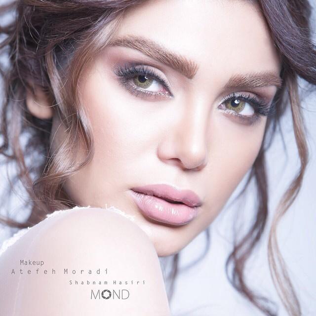 Melika Zamani Model