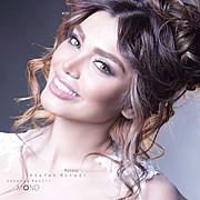 Melika Zamani model. Photoshoot of model Melika Zamani demonstrating Face Modeling.Face Modeling Photo #127910
