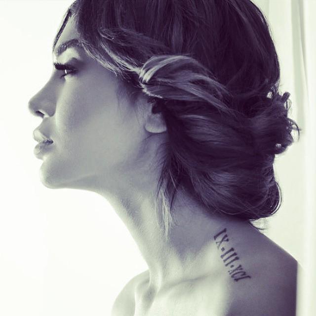 Melika Zamani model. Photoshoot of model Melika Zamani demonstrating Face Modeling.Face Modeling Photo #127922