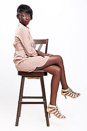 Melisa Hazel model. Modeling work by model Melisa Hazel. Photo #151970