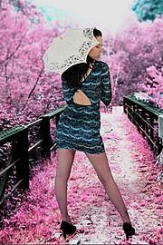 Melissa Edwards model. Photoshoot of model Melissa Edwards demonstrating Fashion Modeling.Fashion Modeling Photo #91651