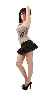Melissa Edwards model. Photoshoot of model Melissa Edwards demonstrating Fashion Modeling.Fashion Modeling Photo #91653