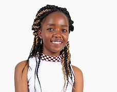Mercy Kithure Model