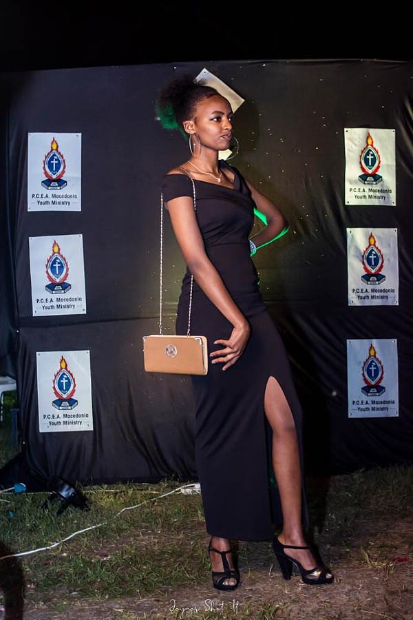 Mercy Mbugua Model
