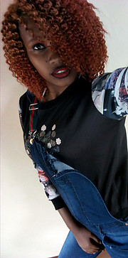 Mercy Njeru model. Photoshoot of model Mercy Njeru demonstrating Fashion Modeling.Fashion Modeling Photo #197019