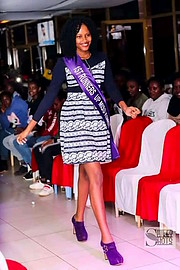 Mercy Njeru model. Photoshoot of model Mercy Njeru demonstrating Runway Modeling.Runway Modeling Photo #225627