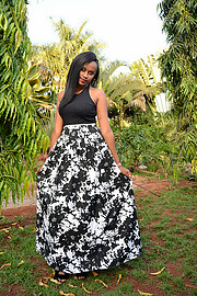 Mercy njeru is a kenyan model currently based at Thika town.She is also a student pursuing nutrition and dietetics and has a great passion f