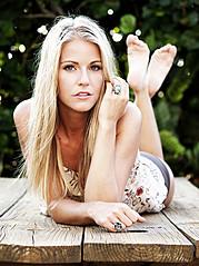 Mersina Blackman model. Photoshoot of model Mersina Blackman demonstrating Face Modeling.Face Modeling Photo #102384