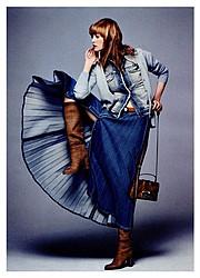 Metropolitan Models Paris modeling agency (agence de mannequins). casting by modeling agency Metropolitan Models Paris. Photo #42817