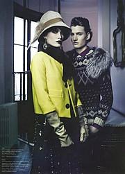 Metropolitan Models Paris modeling agency (agence de mannequins). casting by modeling agency Metropolitan Models Paris. Photo #42844
