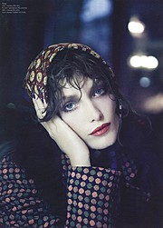 Metropolitan Models Paris modeling agency (agence de mannequins). casting by modeling agency Metropolitan Models Paris. Photo #42845