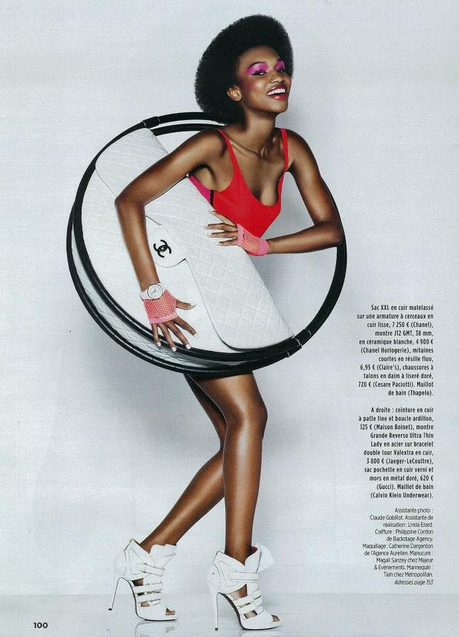 Metropolitan Models Paris modeling agency (agence de mannequins). casting by modeling agency Metropolitan Models Paris. Photo #43700