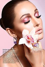 Mia Morozova model (модель). Mia Morozova demonstrating Face Modeling, in a photoshoot by Evgeny Fist.Photographer Evgeny FistStyling Yana FistiFace Modeling Photo #125956