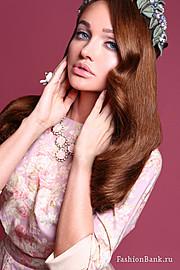 Mia Morozova model (модель). Photoshoot of model Mia Morozova demonstrating Face Modeling.Face Modeling Photo #125968
