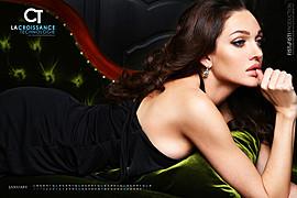 Mia Morozova model (модель). Photoshoot of model Mia Morozova demonstrating Face Modeling.Face Modeling Photo #125970