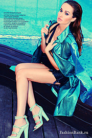Mia Morozova model (модель). Photoshoot of model Mia Morozova demonstrating Fashion Modeling.Fashion Modeling Photo #125975