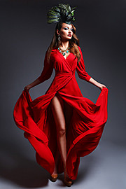 Mia Morozova model (модель). Photoshoot of model Mia Morozova demonstrating Fashion Modeling.Fashion Modeling Photo #125964